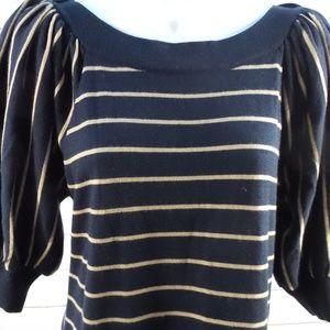 Coldwater Creek Womens Size 8 Sweater Pocket Dress